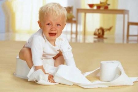 Trẻ bị tiêu chảy