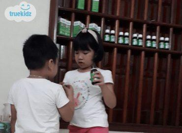 Mẹ Ninh Bình quyết nói không với kháng sinh, trị ho cho bé cực kỳ hiệu quả