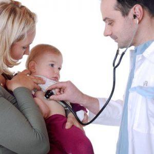 Tăng cường miễn dịch phòng chống viêm phổi ở trẻ