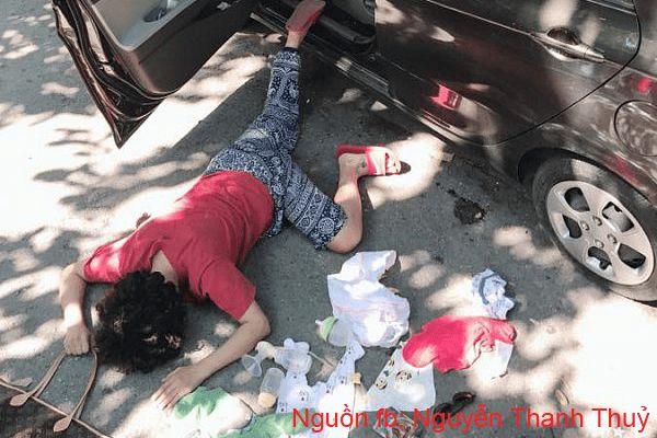 Mẹ bỉm sữa ngã sấp mặt vì chăm con: Chạy theo trend – Rinh quà khủng