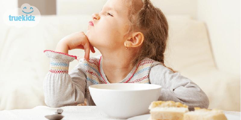 Biếng ăn ở trẻ nhỏ - Nỗi lo không của riêng ai