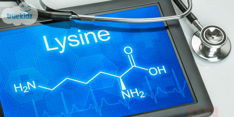 Lysine và giải pháp trị biếng ăn cho trẻ