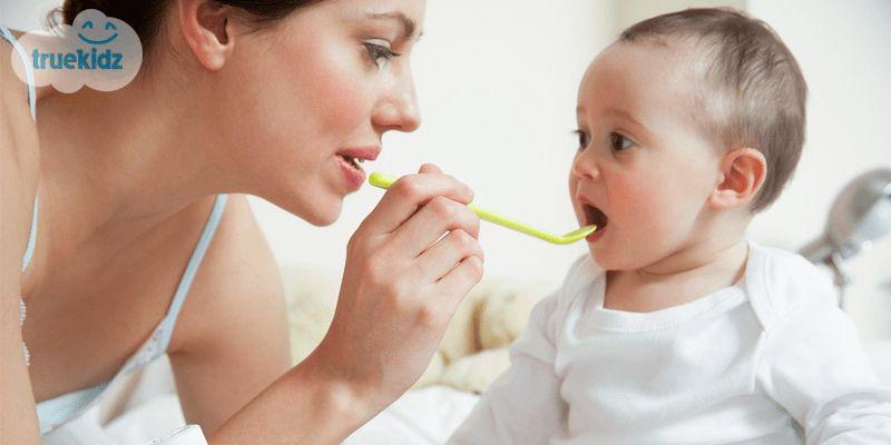 Dùng men vi sinh đúng cách cho trẻ như thế nào?