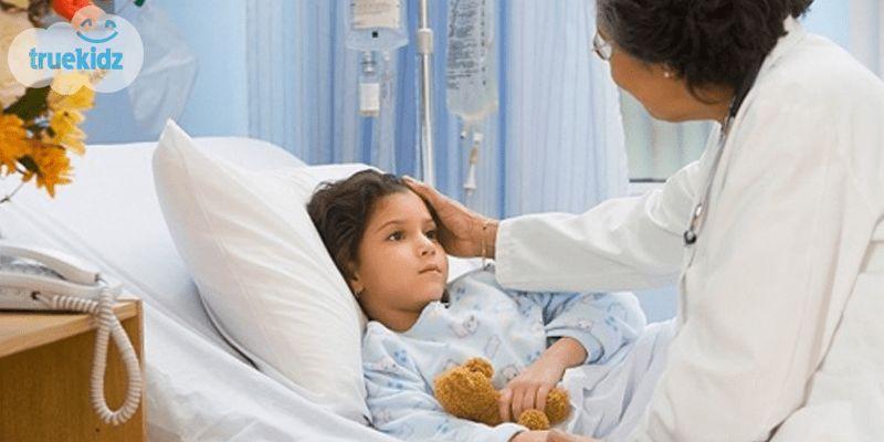 Bệnh tiêu chảy ở trẻ em và một số lời khuyên của chuyên gia