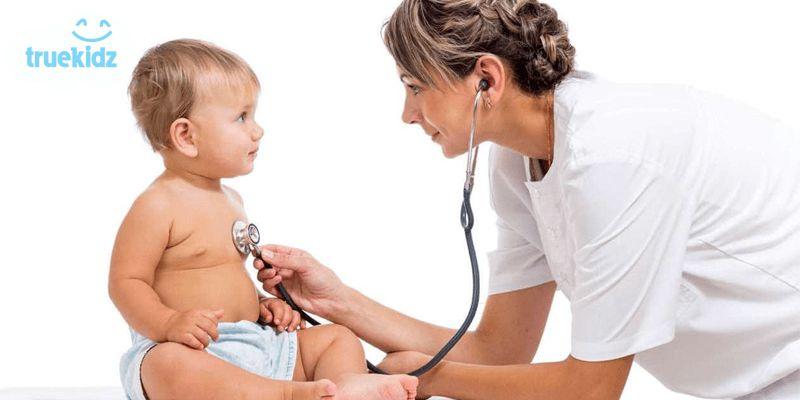 1001 điều cần biết về bệnh viêm phế quản ở trẻ em